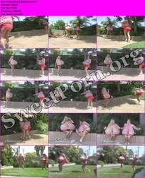 Mastasia.com HollyStefani01_Badminton Thumbnail